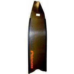 Carbon-Sendwich Blade For Fins Pelengas