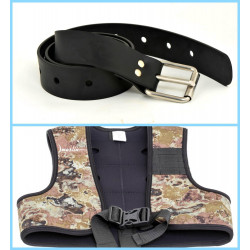 CARGO VEST and  BELTS
