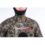 Marlin Camoskin Green Wetsuit