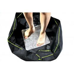 Hermetic bag-mat for wetsuit
