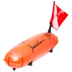 Buoy Marlin Torpedo PVC