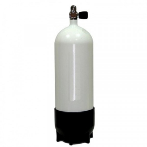 BALLOON EUROCYLINDER 10L 300 BAR (BASHMAK AND SINGLE-PORT VENT WITH COMPLETE)