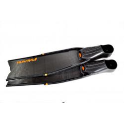 Carbon-Sendwich Fins Pelengas With Bag