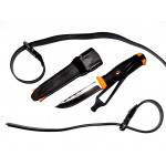 Dive Spearfishing Knife Pelengas Maestro With Magnetic Foot