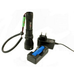 Ferei W151 rechargeable led dive light hid diving torch