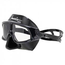 Freedive and Spearfishing Mask Marlin Free Black