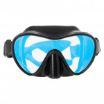 Marlin Frameless Duo mask with enlightened glass