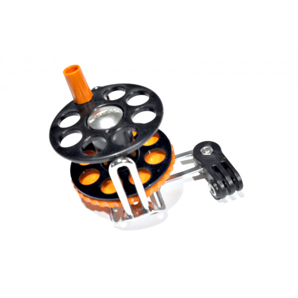 Spearfishing Speargun Reel Stanless Steel -Plastik With Camera Mount