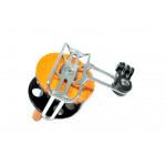 Spearfishing Speargun Reel Stanless Steel -Plastik With Camera Mount