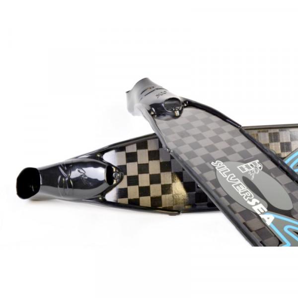 Carbon Fins C 4 Silversea HT